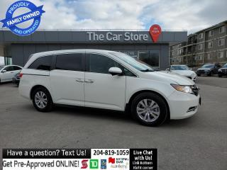 Used 2016 Honda Odyssey EX 1owner NO ACCIDENTS! Htd Seat Rear Cam BLuetoot for sale in Winnipeg, MB