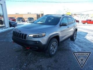 New 2021 Jeep Cherokee Trailhawk for sale in Arnprior, ON