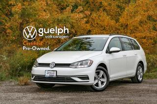 Used 2019 Volkswagen Golf Sportwagen Comfortline | 4MOTION AWD, Heated Seats, Satellite Radio for sale in Guelph, ON