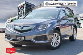 Used 2018 Acura RDX Tech at No Accident  Navigation  Remote Start for sale in Thornhill, ON