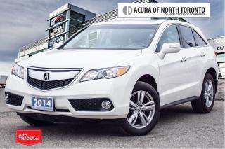Used 2014 Acura RDX Tech at Navigation| Back-Up Camera| Remote Start for sale in Thornhill, ON
