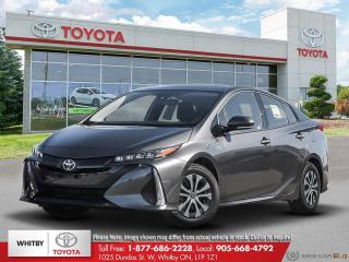 New 2021 Toyota Prius Prime FB20 for sale in Whitby, ON