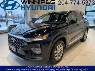 Used 2020 Hyundai Santa Fe ESSENTIAL for sale in Winnipeg, MB