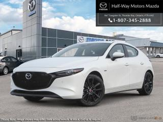New 2021 Mazda MAZDA3 Sport 100th Anniversary Edition for sale in Thunder Bay, ON