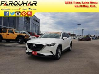 Used 2017 Mazda CX-9 GS - Heated Seats - $169 B/W for sale in North Bay, ON