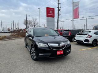 Used 2014 Acura MDX Nav Pkg for sale in Waterloo, ON