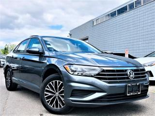 Used 2019 Volkswagen Jetta HIGHLINE|HEATED SEATS|REAR VIEW CAM|SUNROOF|APPLE CARPLAY! for sale in Brampton, ON