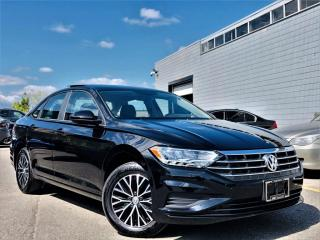 Used 2019 Volkswagen Jetta Highline auto for sale in Brampton, ON