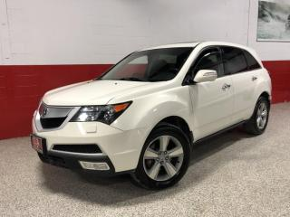 Used 2011 Acura MDX AWD SUNROOF REAR CAMERA BLUETOOTH 7 SEATER for sale in North York, ON
