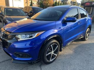 Used 2019 Honda HR-V Sport AWD CVT for sale in Hamilton, ON