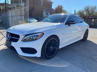 Used 2018 Mercedes-Benz C-Class C 300 4MATIC Coupe for sale in Hamilton, ON