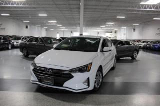 Used 2019 Hyundai Elantra NO ACCIDENTS I REAR CAM I HEATED SEATS I POWER OPTIONS I BT for sale in Mississauga, ON