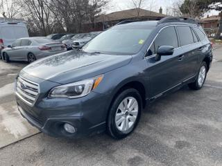 Used 2017 Subaru Outback 2.5I Premium for sale in Toronto, ON