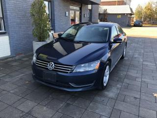 Used 2013 Volkswagen Passat 4dr Sdn 2.5L Comfortline for sale in Nobleton, ON
