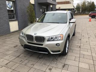 Used 2011 BMW X3 AWD 4dr 35i for sale in Nobleton, ON
