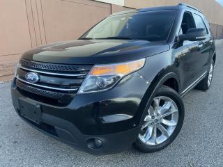 Used 2011 Ford Explorer 4WD 4dr V6 SelectShift Auto Limited $139 bi-weekly 7 passeng for sale in Calgary, AB