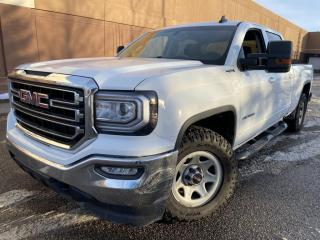 Used 2018 GMC Sierra 1500 4WD Crew Cab SLE pls call(403)966-2131 to book a test drive for sale in Calgary, AB