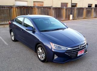 Used 2019 Hyundai Elantra NO ACCIDENTS  | FINANCING AVAILABLE for sale in Concord, ON