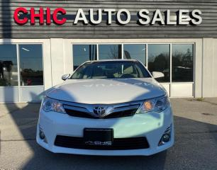 Used 2013 Toyota Camry XLE|NAVI|LOW KM|NO-ACCIDENT|LOADED for sale in Richmond Hill, ON