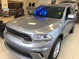 New 2021 Dodge Durango SXT 7 PASSENGER 0% FOR 96 MONTHS! for sale in Slave Lake, AB