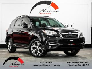 Used 2017 Subaru Forester 2.5i Limited w/Tech Pkg|Navigation|Camera|Pano Roof for sale in Vaughan, ON