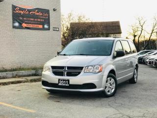 Used 2011 Dodge Grand Caravan 4DR WGN for sale in Barrie, ON