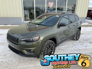 New 2021 Jeep Cherokee 80th Anniversary for sale in Southey, SK