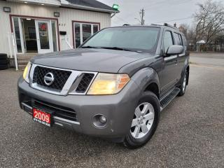 Used 2009 Nissan Pathfinder 4WD 4dr V6 for sale in Oshawa, ON