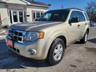 Used 2010 Ford Escape 4WD 4DR V6 AUTO XLT for sale in Oshawa, ON