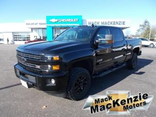 Used 2019 Chevrolet Silverado 2500 HD Z71 Crew Cab 4X4 for sale in Renfrew, ON