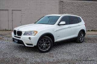 Used 2013 BMW X3 xDrive28i No Accidents,Sunroof,Clean for sale in St. Catharines, ON