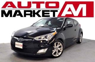 Used 2016 Hyundai Veloster Certified! Alloy Wheels! We Approve All Credit! for sale in Guelph, ON