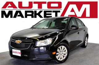 Used 2011 Chevrolet Cruze 1LT ACCIDENT FREE, KEYLESS ENTRY, WE APPROVE ALL CREDIT! for sale in Guelph, ON