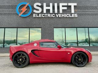 Used 2006 Lotus Elise ROADSTER TOURING PACK, ENGINE START PUSH BUTTON for sale in Oakville, ON