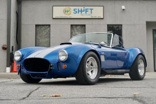 Used 2002 Ford Mustang Shelby Cobra REPLICA KIT GORGEOUS AND READY FOR A NEW HOME for sale in Burlington, ON
