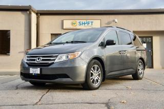 Used 2012 Honda Odyssey EX-L POWER SLIDING DOORS, REAR VIEW CAMERA for sale in Oakville, ON