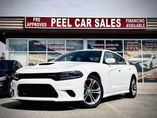 Used 2020 Dodge Charger GT|TEXT.US|PRICE.MATCH.POLICY| NAVI|SUNROOF|LEATHER| for sale in Mississauga, ON