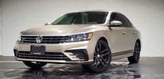 Used 2016 Volkswagen Passat HIGHLINE| R-LINE| TEXT.US|647.678.7778| NAVI|LEATHER|SUNROOF for sale in Mississauga, ON