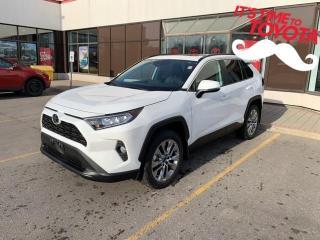 New 2021 Toyota RAV4 RAV4 AWD XLE XLE Premium AWD for sale in Mississauga, ON