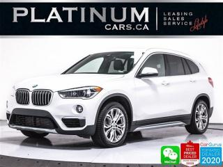Used 2019 BMW X1 xDrive28i, NAV, PANO, HEATED, CAM, BLUETOOTH for sale in Toronto, ON
