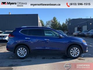 Used 2018 Nissan Rogue SV  - $137 B/W - Low Mileage for sale in Ottawa, ON