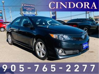 Used 2014 Toyota Camry HYBRID LE, Hybrid, Clean Carfax for sale in Caledonia, ON