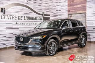 Used 2019 Mazda CX-5 GS+AWD+CAM/RECUL+CUIR+SIEGE/CHAUFF for sale in Laval, QC