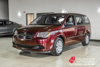 Used 2017 Dodge Grand Caravan Canada Value Package+AIRCLIM+GR.ÉLECT for sale in Laval, QC