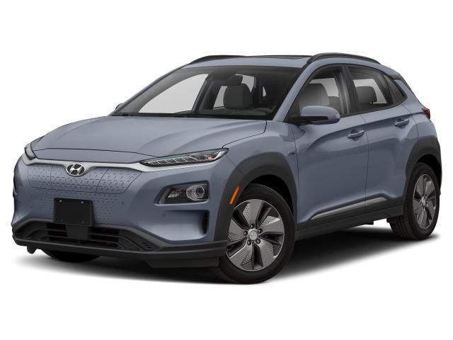2021 Hyundai KONA EV ULTIMATE NO OPTIONS