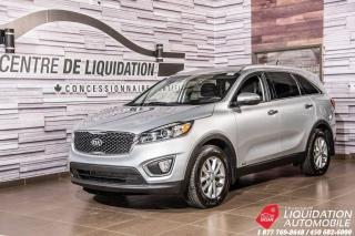 Used 2016 Kia Sorento 2.4L LX GDI+SIEGES CHAUFF+BLUETHOOTH+MAGS for sale in Laval, QC