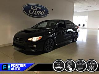 Used 2017 Subaru WRX Berline 4 portes BM for sale in Montréal, QC