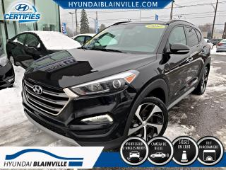 Used 2017 Hyundai Tucson SE 1.6 TURBO TOIT PANO, CUIR, CAMÉRA DE for sale in Blainville, QC