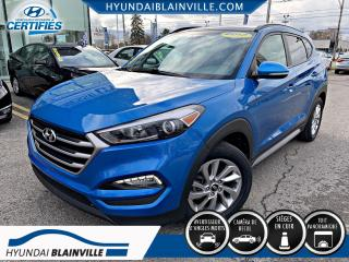 Used 2017 Hyundai Tucson SE TOIT PANO, CUIR, CAMÉRA DE RECUL, MAG for sale in Blainville, QC