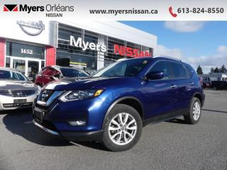 Used 2017 Nissan Rogue SV  -  SiriusXM - $144 B/W for sale in Orleans, ON